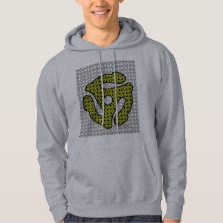 45 RPM Record Insert Sweatshirt