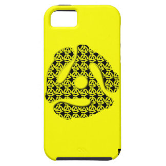 45 RPM Record Insert YellowiPhone 5 Case-Mate Case iPhone 5 Case