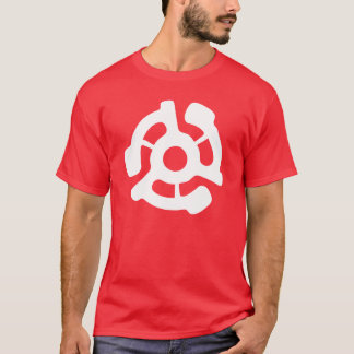 45 rpm red T-Shirt