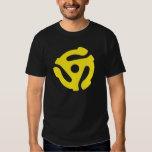 45 rpm spider vinyl T-Shirt