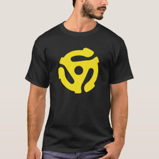 45 rpm spider vinyl T-Shirt