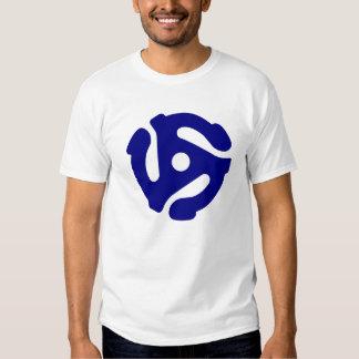 45 Rpm T-Shirt Blue