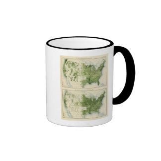 45 Value farm products 1890 Mug