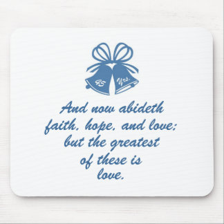 45 Year Wedding Anniversary Mouse Pad