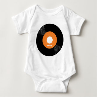 45s Record Creeper (Orange) — PERSONALIZE IT!
