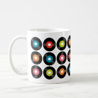 45s Record Mug