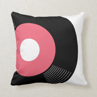 45s Record Pillow (Pink) — SQUARE