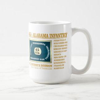 45th Alabama Infantry (BA2) Coffee Mug