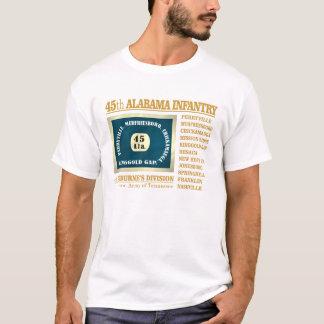 45th Alabama Infantry (BA2) T-Shirt