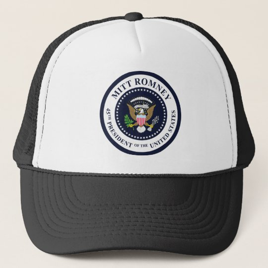45th President Trucker Hat