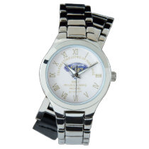 45th Wedding Anniversary Wife - Commemorative 2 Wristwatch