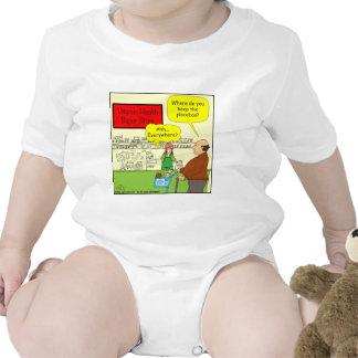 462 donde usted guarda el dibujo animado del color trajes de bebé
