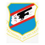 464o Ala del puente aéreo táctico Membrete Personalizado