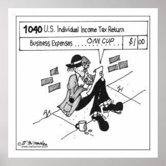 4666_tax_cartoon poster