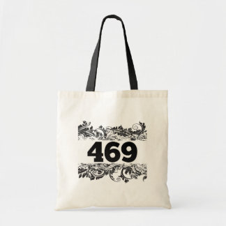 469 CANVAS BAGS