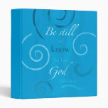 46:10 del salmo - todavía esté y sepa que soy dios