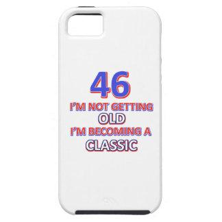 46 birthday designs iPhone SE/5/5s case