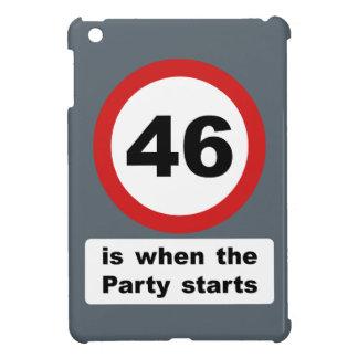 46 es cuando el fiesta comienza