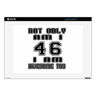 46 I AM AWESOME TOO LAPTOP SKIN