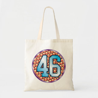 46 Skulls Age Budget Tote Bag