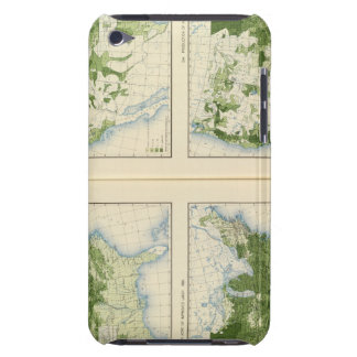 46 Wheat 1890 Barely There iPod Case