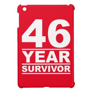 46 year survivor iPad mini cover
