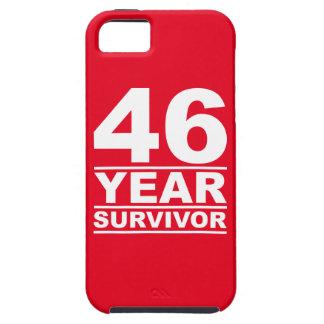 46 year survivor iPhone SE/5/5s case
