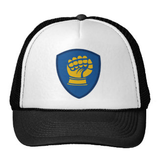 46th Infantry Division - Iron Fist Division Trucker Hat