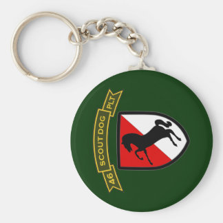 46th IPSD - 11th ACR Keychains