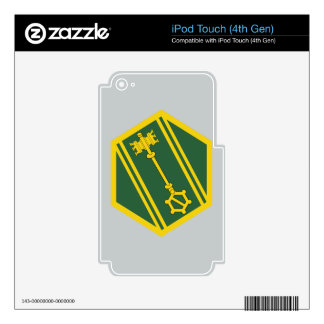 46th Military Police Command Skin For iPod Touch 4G