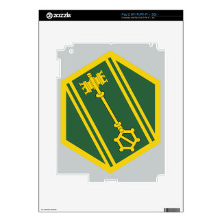 46th Military Police Command Skins For iPad 2