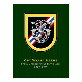 46th SFC-A 1 Thailand Postcard