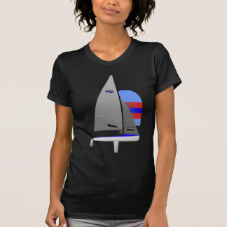 470  Racing Sailboat onedesign Olympic Class Tees