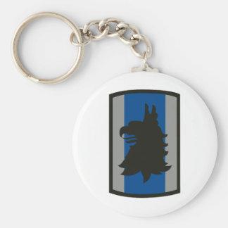 470th Military Intelligence Brigade Key Chain