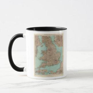 4748 Inghilterra, Galles Mug