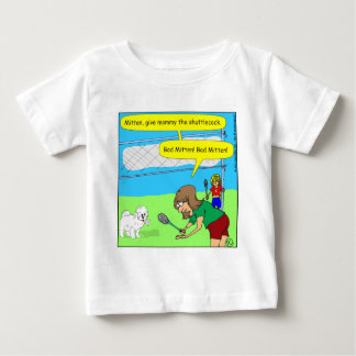 474 bad mitten Cartoon Baby T-Shirt