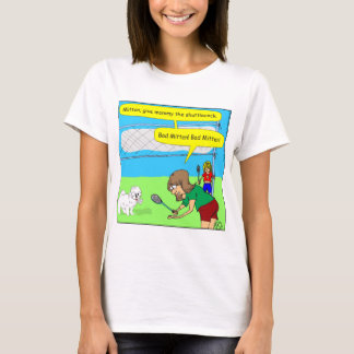 474 bad mitten Cartoon T-Shirt