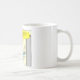 477 pain killers cartoon mug