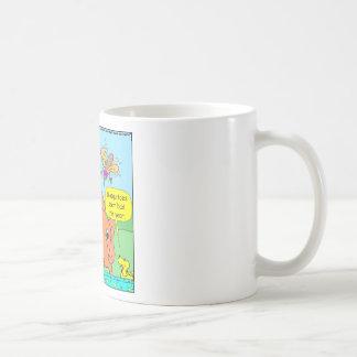 479 mosquitos bad this year Cartoon Coffee Mug