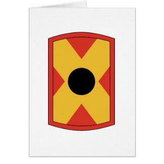 479o Brigada de la artillería de campaña Tarjeta De Felicitación