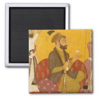 47.110/359 Gosain Narayan toma el veneno en los pr Imán Cuadrado