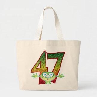 47 Age Ghoul Jumbo Tote Bag