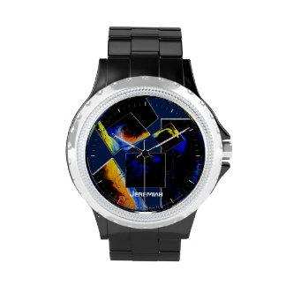 47.o Problema de Euclid (cósmico) Reloj De Mano