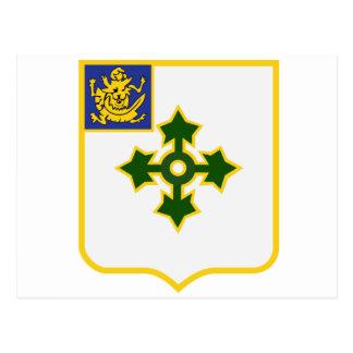47.o Remiendo del regimiento de infantería Postales
