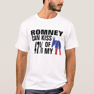 47% Of My Democratic... T-Shirt