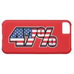 47 Percent iPhone 5C Cases