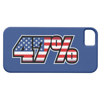 47 Percent iPhone SE/5/5s Case