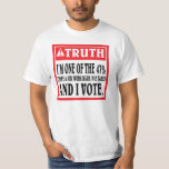 47% truther. T-Shirt