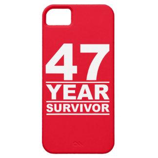 47 year survivor iPhone SE/5/5s case