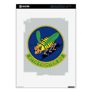 47th Fighter Squadron Skins For iPad 3